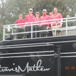 Golf Team Competes in Hilton Head