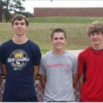 9 Student Athletes earn Varsity Letter