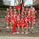 2015-2016 Varsity Cheerleaders