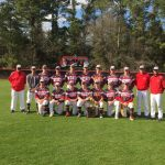 Baseball team sweeps through the Coastal Invitational Baseball Tournament