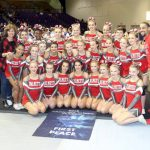 Varsity Competitive Cheer will compete for the State 3A title