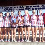Lady Mustang Cross Country: AAA State Champions!