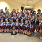 2016-17 Greenville News All Area Competitive Cheer Team