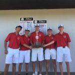 Boys Golf Region Champs