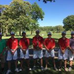 Mustangs Golf finishes 5th at State