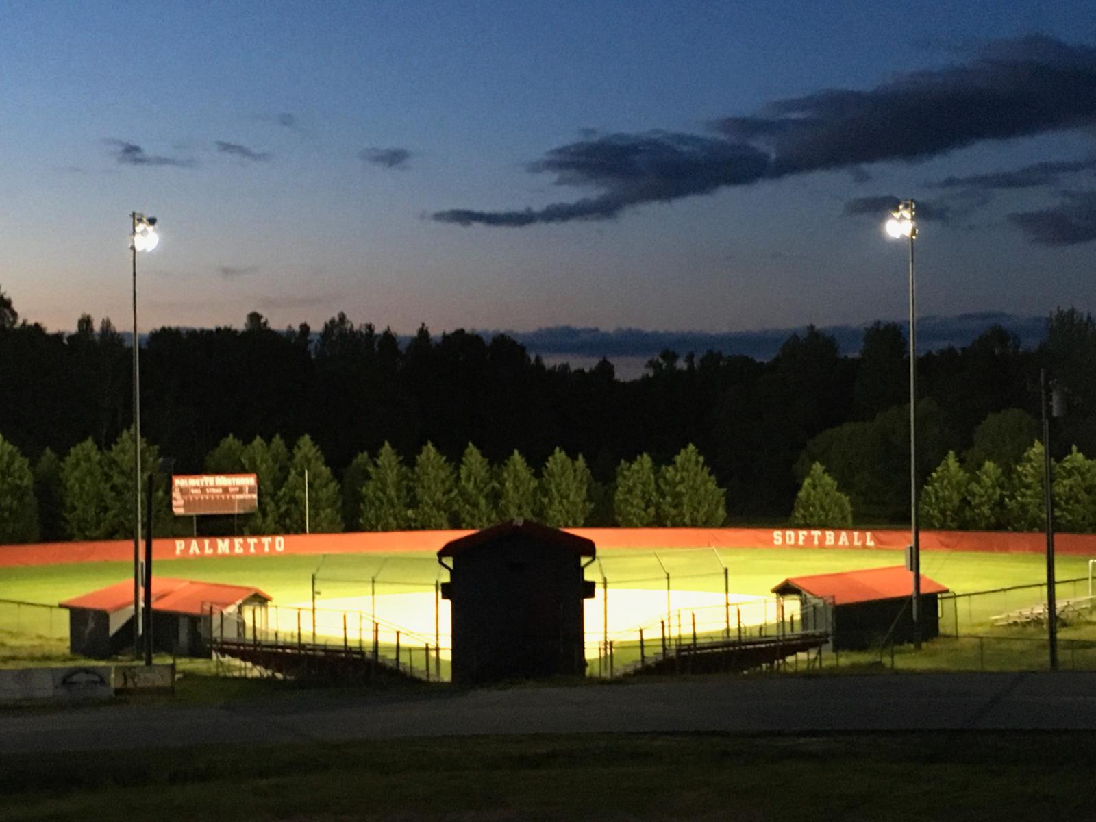 Summer Home Softball Workout