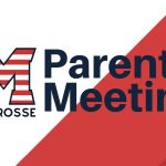 Lacrosse Parent Meeting