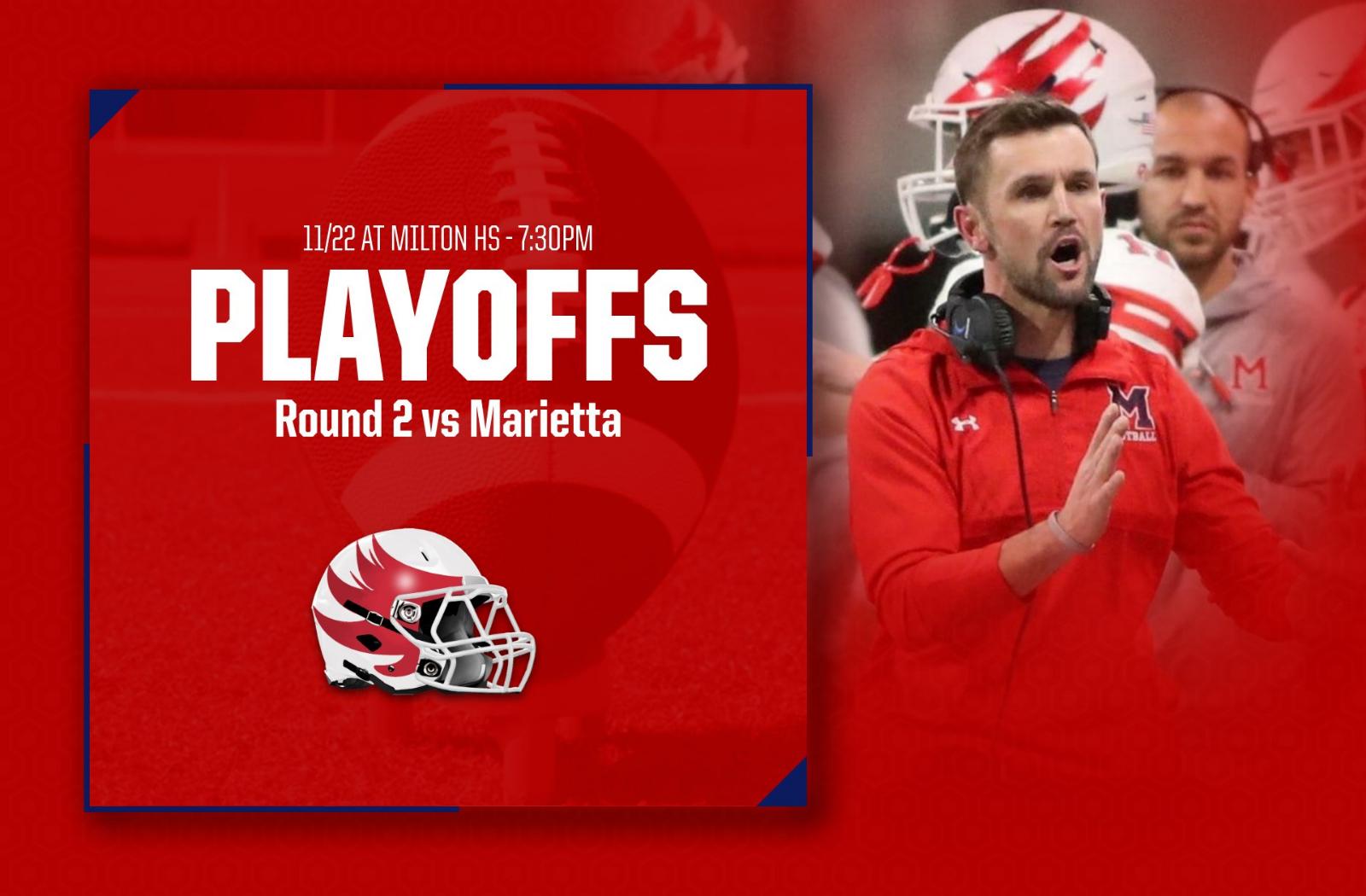 Football Playoffs – Round 2