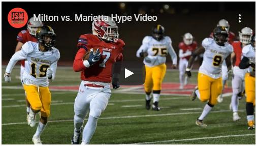 Milton vs Marietta Hype Video