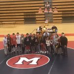 Wrestling Senior Night