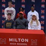 Milton Signing Day