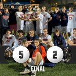 Boys Soccer Victory