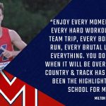 Senior Spotlight – Spencer Watry