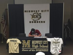 Josh Flowers' Signing