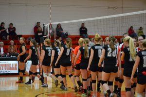 Westville Volleyball 2014