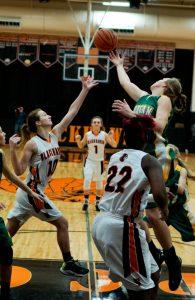 Pics of Girls Varsity Basketball vs. Morgan Township 1/24/17