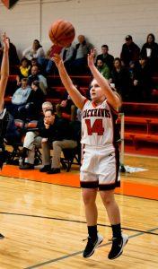 Pics of Girls JV Basketball vs. Argos 1/28/17