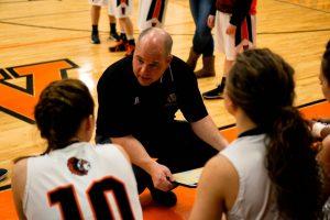 Pics of Girls Varsity Basketball vs. Argos 1/28/17