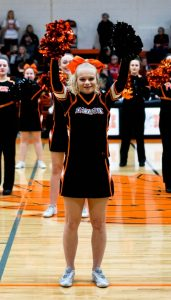 Pics of High School Cheer 2/2/17