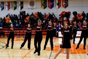 Pics of High School Poms 2/2/17