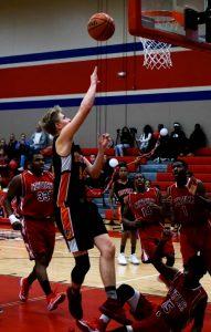 Pics of Boys JV Basketball vs. 21st Century 2/3/17