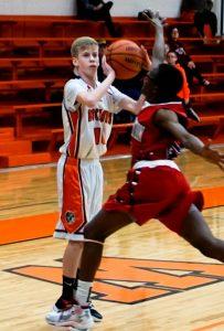 Pics of Boys JV Basketball vs. Lake Station 2/8/17