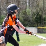 Pics of Varsity Softball vs. Covenant Christian 4/15/17