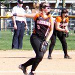 Pics of Varsity Softball vs. Boone Grove 4/17/17