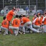Middle School Baseball Advances to PCC Semi-Finals