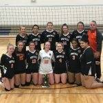 Volleyball Wins Westville Invite