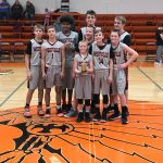 7th Grade Boys Win Tip-Off Tourney