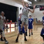 Middle School Basketball Sweeps Boone Grove