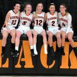 Westville Girls Win On Senior Night