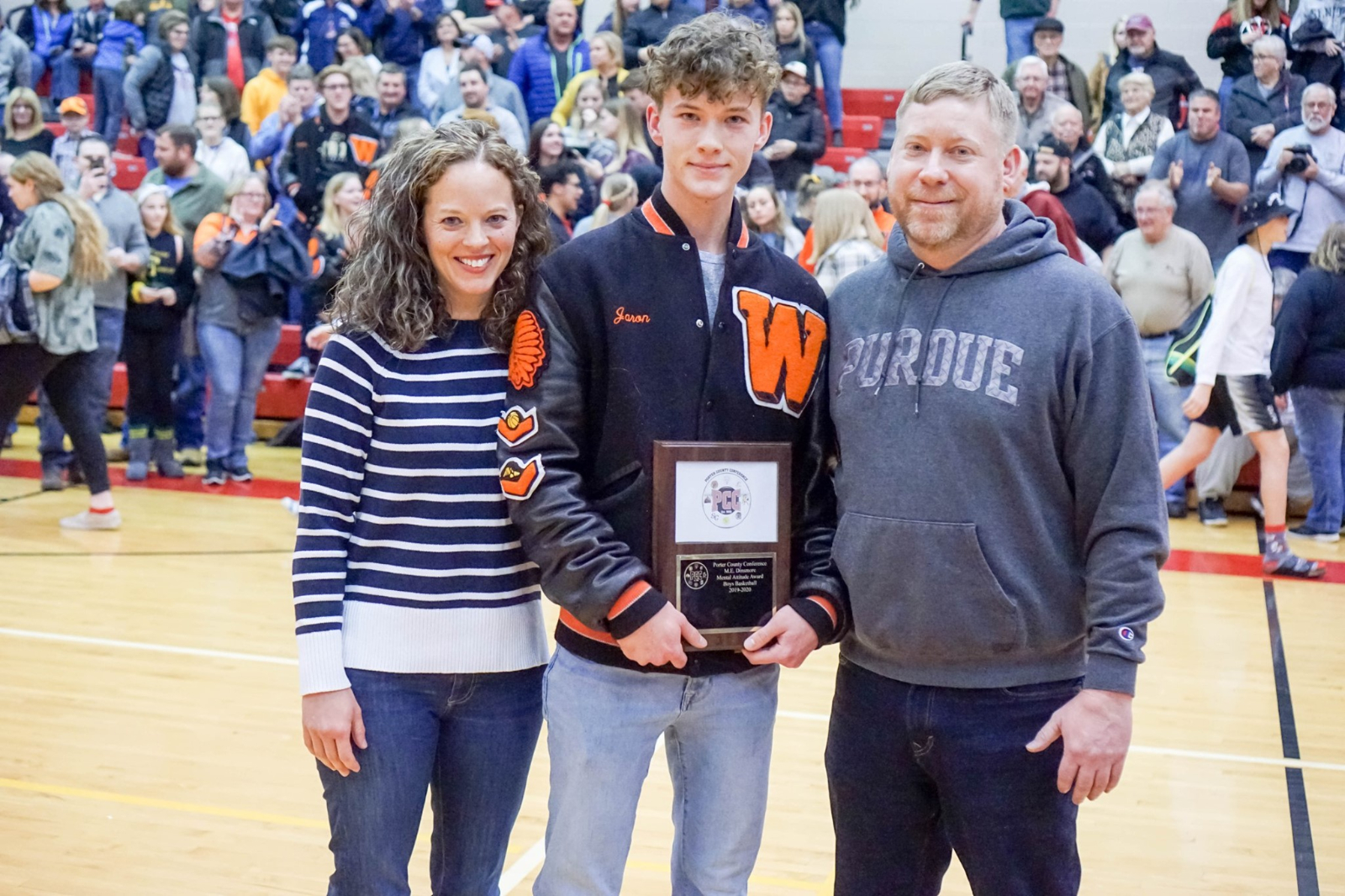 Hannon Named 1st Team Academic All-State