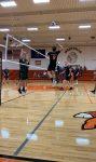 Boys Volleyball Tops LaCrosse