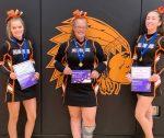 3 Cheerleaders Named All-American