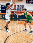 Boys Basketball Slips By Wheeler