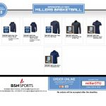 Girls Basketball Clothing Order 2015-16