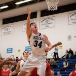 Springfield High School Boys Varsity Basketball beat Ashland High School 57-37