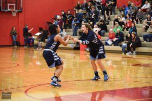 Girls Basketball vs N. Eugene