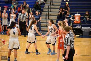 Girls Basketball vs Ashland