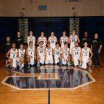 Springfield High School Boys Varsity Basketball beat Marist High School 46-44