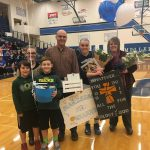Senior Night: Girls Basketball and Cheer