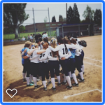 Girls Varsity Softball falls to Eagle Point High School (Double Header 1:00 and 3:00) 7 – 3