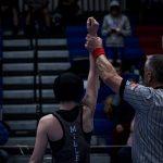 Miller's Win Central Linn Invitational