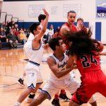 Boys Varsity Basketball beats Thurston 41 – 40