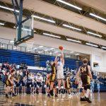 Boys Varsity Basketball falls to Churchill 83 – 41