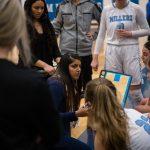 Girls Varsity Basketball beats Eagle Point 49 – 23