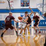 Boys Varsity Basketball falls to Willamette 36 – 24