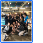 Swimming District Champions
